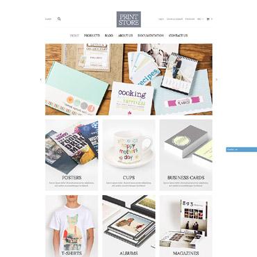 Print Shop Responsive Shopify Theme