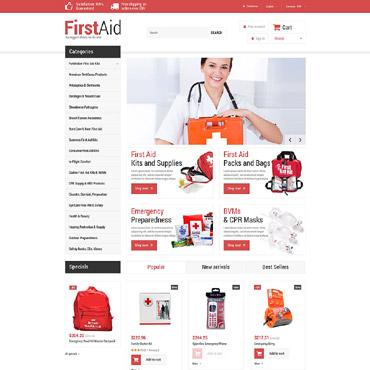 Ambulance Responsive PrestaShop Theme