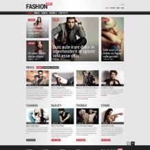 Fashion Responsive Joomla Template