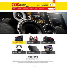 Car Audio Responsive WooCommerce Theme