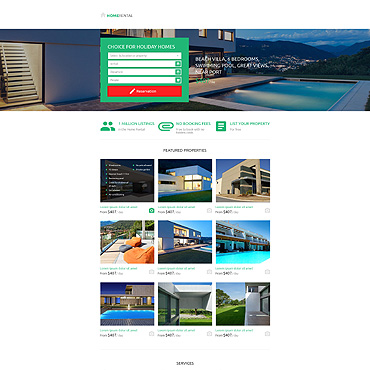 Real Estate Agency Unbounce Template