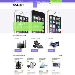Electronics Store Responsive Shopify Theme
