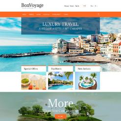 Travel Agency Responsive PrestaShop Theme