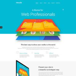 Web Design Responsive Joomla Template