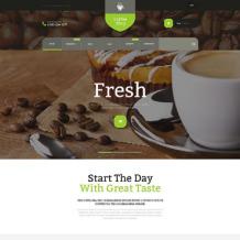 Coffee Shop Responsive Shopify Theme