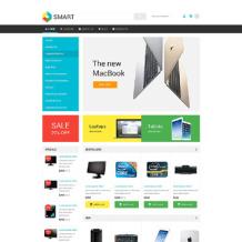 Electronics Store Responsive VirtueMart Template