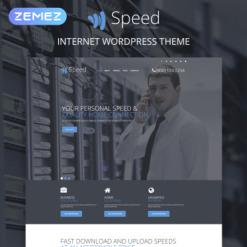 ISP Responsive WordPress Theme