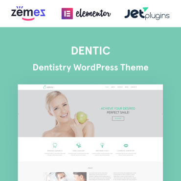 Dentistry Responsive WordPress Theme