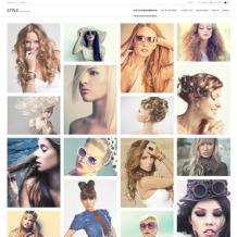 Hair Salon Responsive PrestaShop Theme