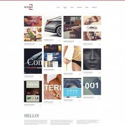 Design Studio Moto CMS HTML Template