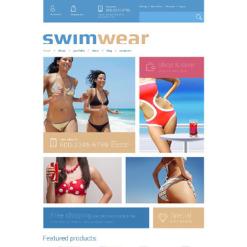 Swimwear Responsive WooCommerce Theme