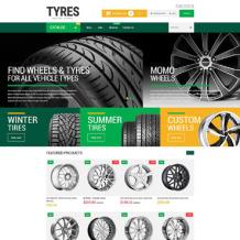 Wheels & Tires Responsive Shopify Theme