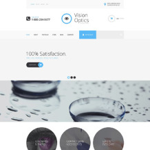 Eye Glasses Responsive WooCommerce Theme
