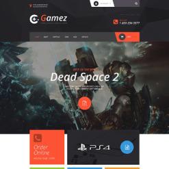 Games Responsive WooCommerce Theme
