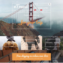 Travel Store Responsive PrestaShop Theme