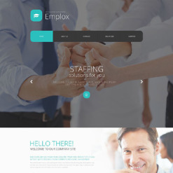 Job Portal Responsive Joomla Template