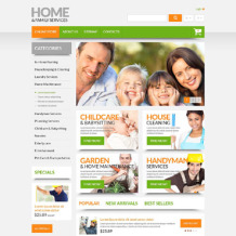 Family Responsive PrestaShop Theme