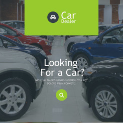 Car Dealer Responsive Newsletter Template