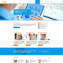 Consulting Responsive Joomla Template