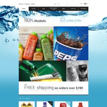 Food & Drink Responsive OpenCart Template