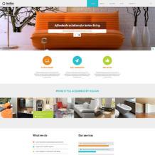 Interior & Furniture Responsive Joomla Template