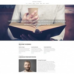 Responsive MotoCMS 3 Template (Exclusive)