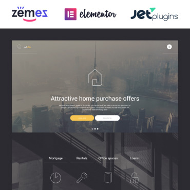 theme WordPress Real Estate
