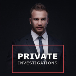 Private Investigator Responsive Newsletter Template