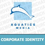 Dolphin Corporate Identity Template