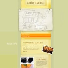 Cafe SWiSH Template